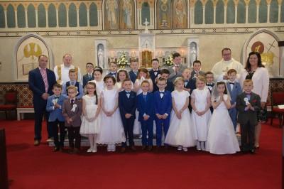 Eimear O'Neill First Communion