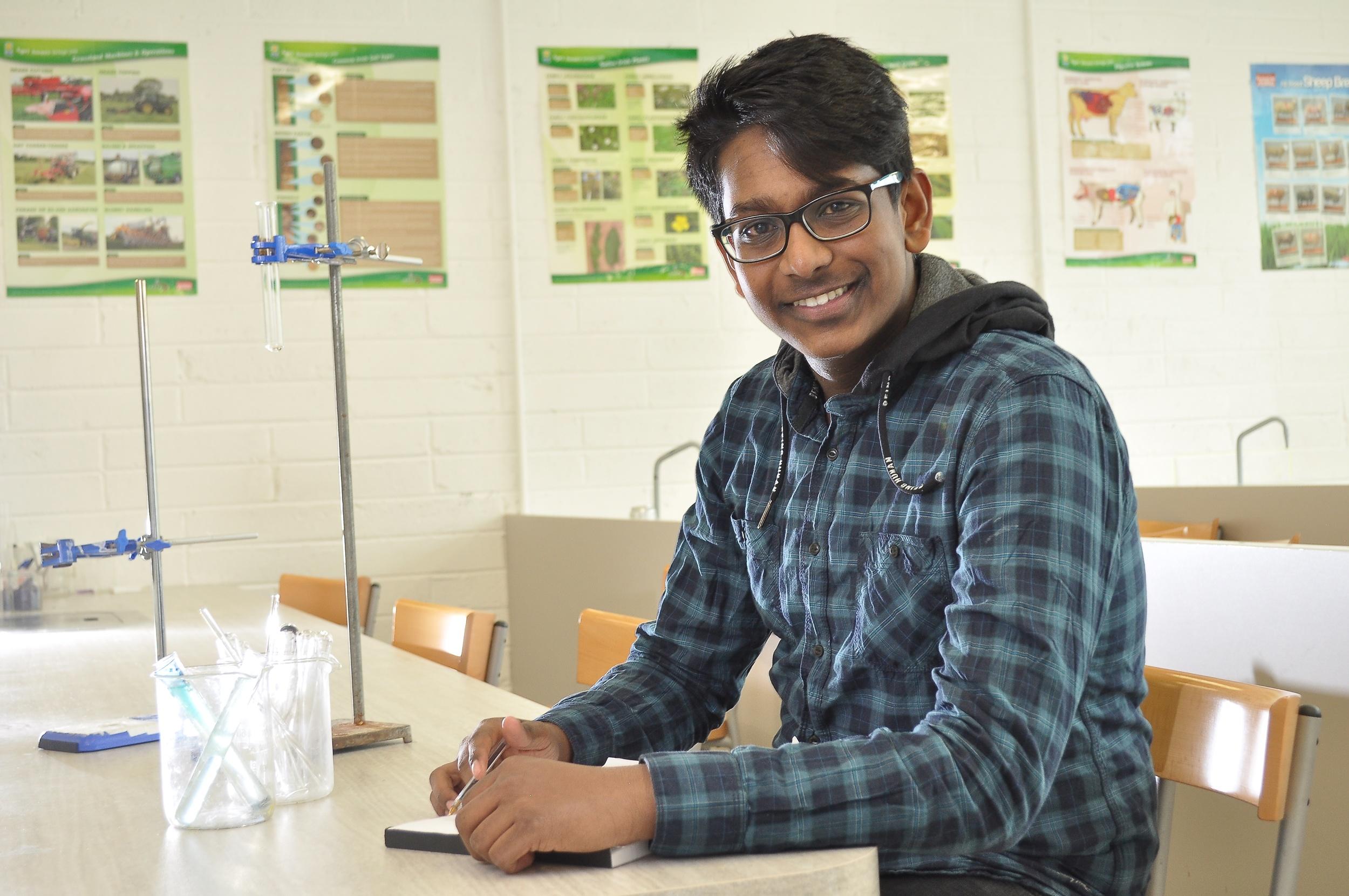 Ashfield College Prospectus Shoot