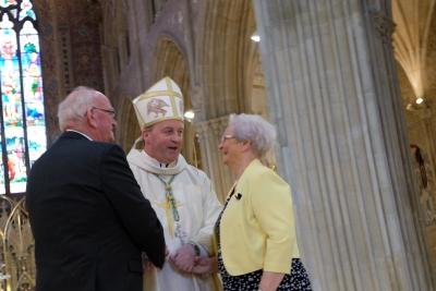 AngloCelt Bishop Michael Router Ordination